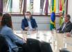 Estado e iniciativa privada debatem ações de prevenção à peste suína africana