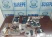 Facas artesanais e celulares são encontrados no Presídio de Iraí