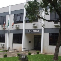 Fórum de Mondaí repassará R$ 50 mil para combate ao coronavírus.
