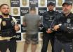 Homem condenado a 50 anos de prisão, procurado pela Interpol, é preso em SC