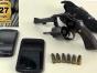 Arma apreendida durante operação da Polícia CivilPolícia Civil / Divulgação