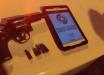 Homem efetua disparos com revólver e é preso em Mondaí