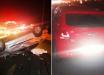 Homem morre após capotar carro no Oeste