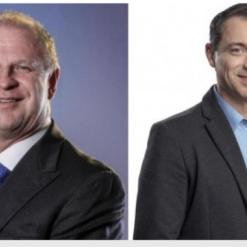 Ibope votos válidos: Comandante Moisés, 59%; Gelson Merísio, 41%