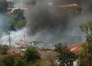 Incêndio destrói fábrica de móveis em Santa Catarina