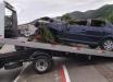 Jovem morre após carro cair em rio em Santa Catarina