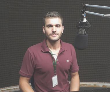 Engenheiro agrônomo da Epagri, Paulo Roberto Kuhn