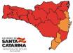 Matriz de Risco aponta quatro regiões em estado grave e 12 em nível gravíssimo