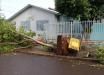Mondaí decreta Situação de Emergência em decorrência do ciclone