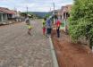 Mondaí finaliza obra de calçamento em Rua do Bairro Capivara