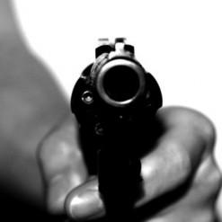 Morador de Mondaí é alvejado com dois tiros