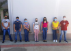 Moradores de Riqueza fazem doação de sangue no Hemosc em Chapecó