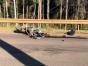 Motociclista morre em grave acidente no Oeste