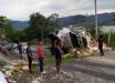 Motorista de Descanso morre em acidente no Espírito Santo