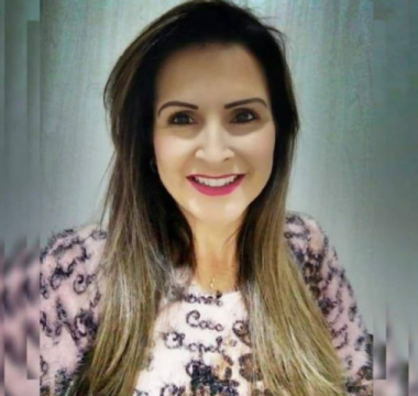 Mara Luci Santa Catarina, de 41 anos, morreu no acidente
