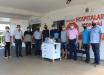 Município entrega equipamentos de uso emergencial ao Hospital de Mondaí