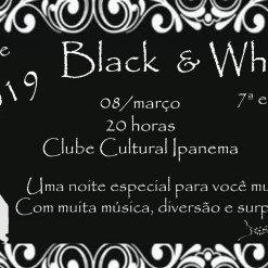 Núcleo da Mulher programa mais um 'Black & White' em Mondaí