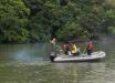 Pescadores morreram de asfixia antes de serem jogados no mar, diz laudo