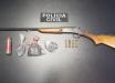 Polícia Civil apreende arma de fogo e munições