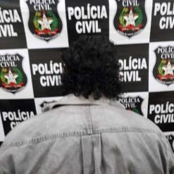 Polícia cumpre mandado de prisão por violência doméstica