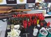 Polícia prende homem e apreende armas e munições em Descanso