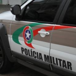 Polícia prende homem por descumprimento de medida protetiva em Mondaí