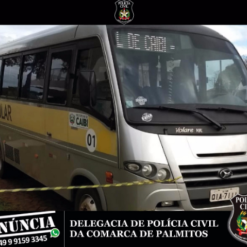 Polícia prende motorista que arrastou até a morte adolescente em Caibi
