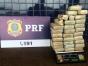 PRF localiza 29 quilos de pasta-base de cocaína em Guaraciaba