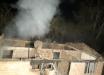 Quatro casas são destruídas por incêndio no Oeste