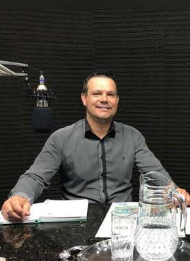 Presidente do Sindicato de Riqueza, Vanderley Rutkoski