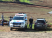 Suspeito de matar jovem carbonizada em Descanso é interrogado