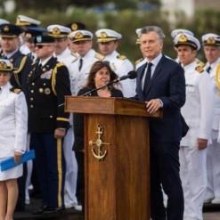 Um ano depois, Argentina acha nova pista de submarino desaparecido