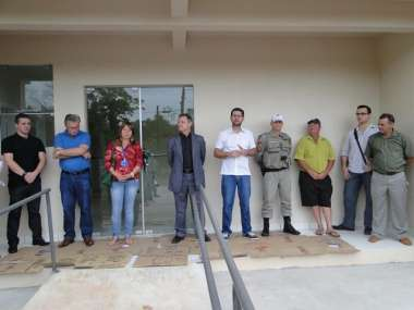 Novo espaço está localizado em frente ao hospital do município